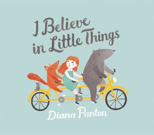 I Believe in Little Things cover art_72dpi