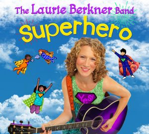 Laurie Berkner _Superhero_Cover_RGB